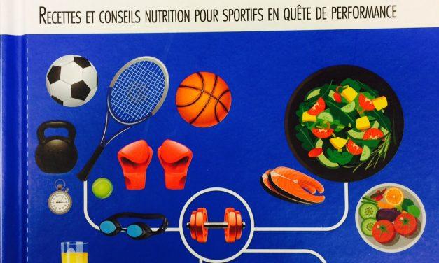 Jeu-concours : soyez 5 à remporter le livre Athlètefood de Nicolas Aubineau