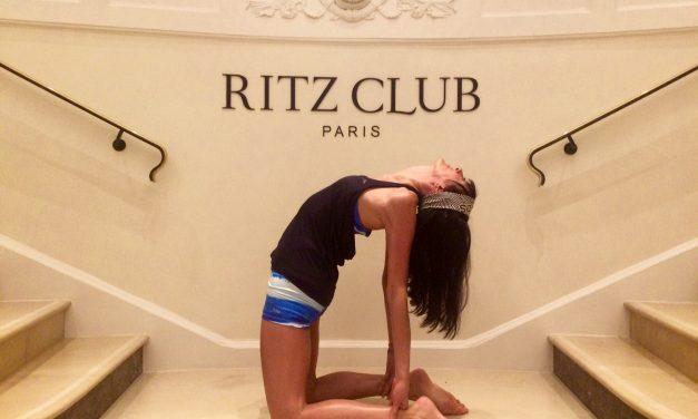 SiRun au Ritz, l'invitation à un voyage sensoriel