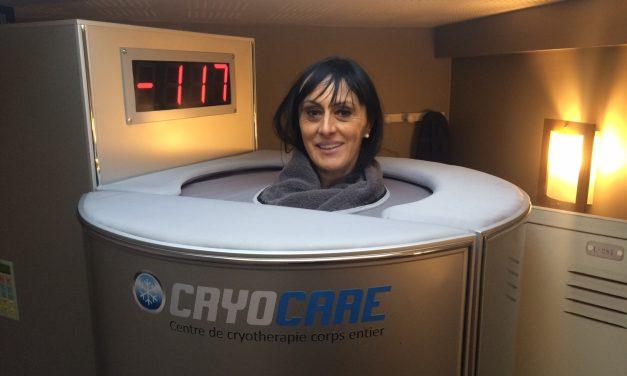 Tout savoir sur la cryothérapie : une interview exclusive qui va vous réconcilier avec le froid