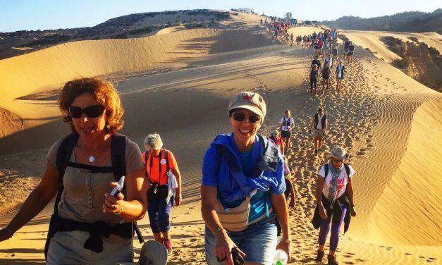 Le Trek des Gazelles, des femmes en marche contre les cancers infantiles