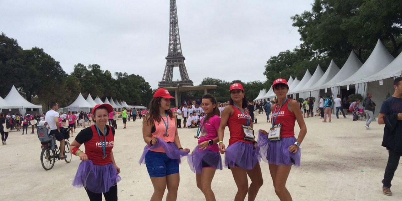 Vagues de bonne ambiance à La Parisienne