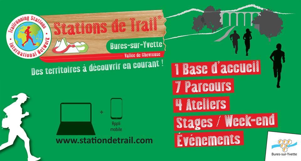 Bures-sur-Yvette, le Trail aux portes de Paris