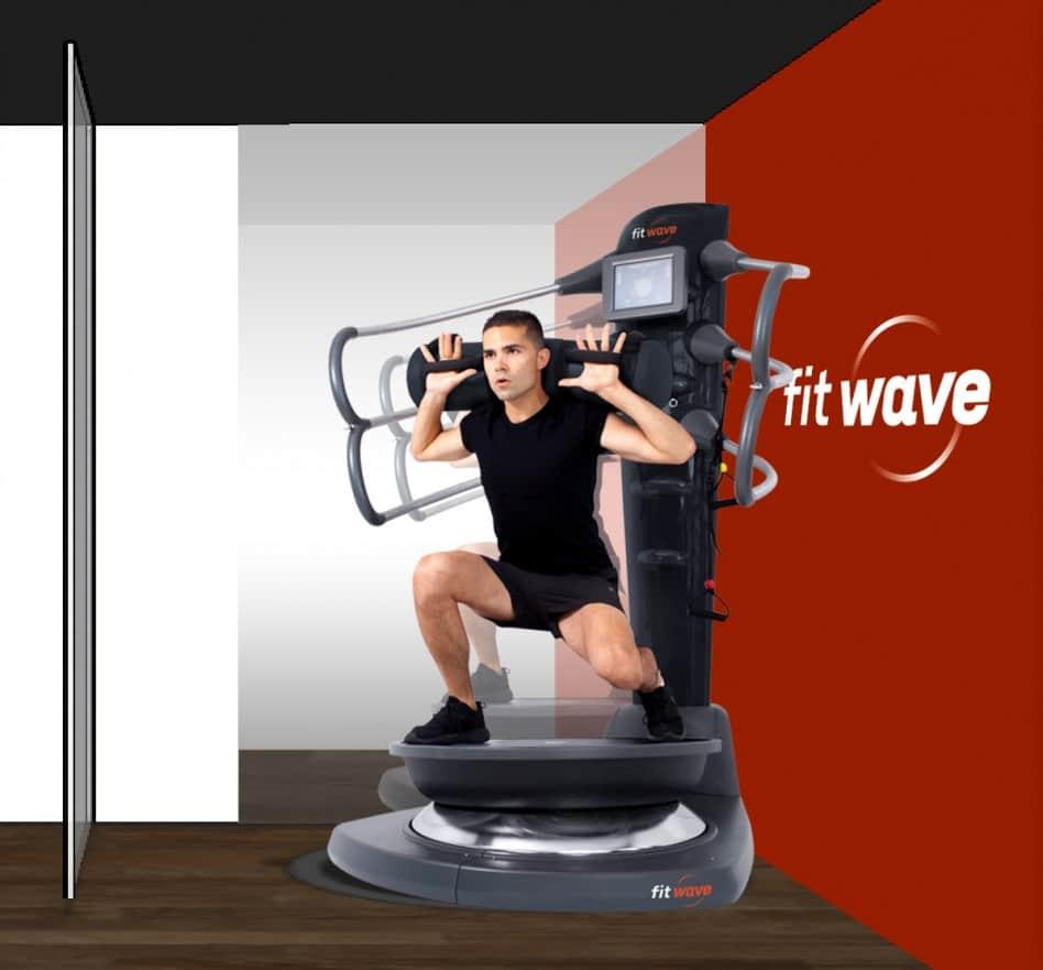 Appareil de fitness Fitwave