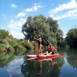 La TraverSeine, un challenge de stand up paddle sur la Seine