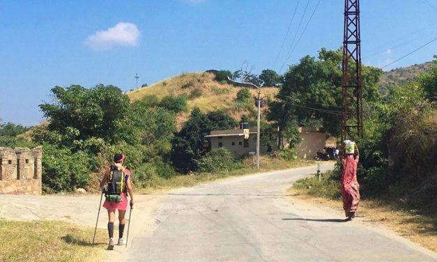 Ultra Run Rajasthan – Part I : un départ qui ne manque pas de piquant