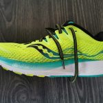Test de la Saucony ride iso 2