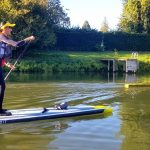 l'AVENTURE de la dordogne integrale en stand up paddle – PART II
