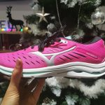 un test girly des WAVE RIDER 24 MIZUNO